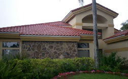 New Tile Roof